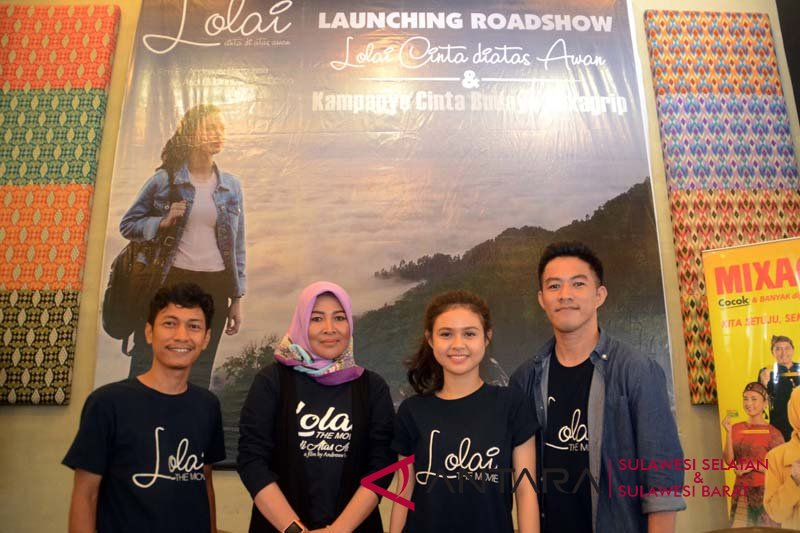"Film ""Lolai"" angkat budaya lokal Toraja"
