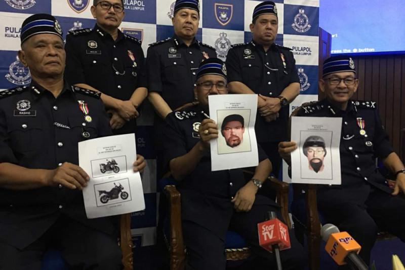 Polisi Malaysia tangkap delapan terduga teroris