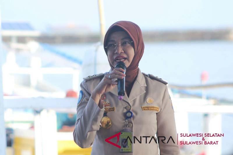 BKIPM Makassar gandeng DKP Maros pengawasan mutu terpadu