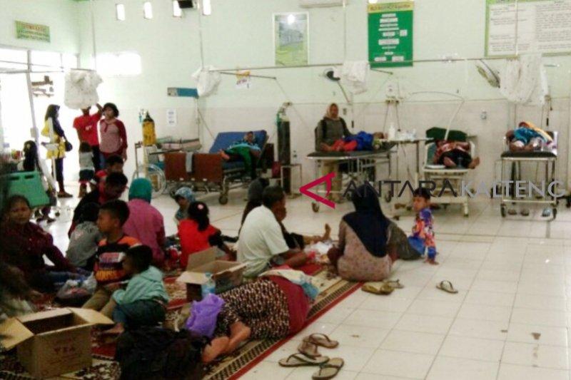 Keracunan makanan massal di Pulpis, siapa bertanggung jawab biaya pengobatan?