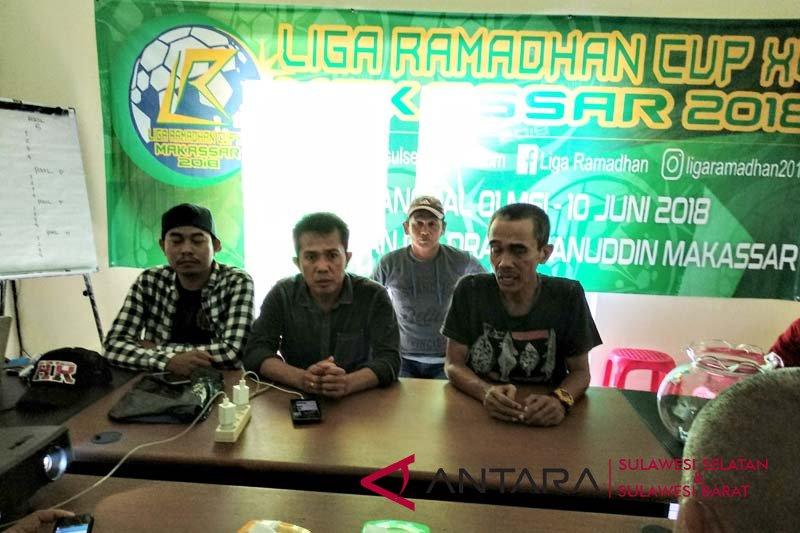 panitia Liga Ramadhan batasi 32 peserta