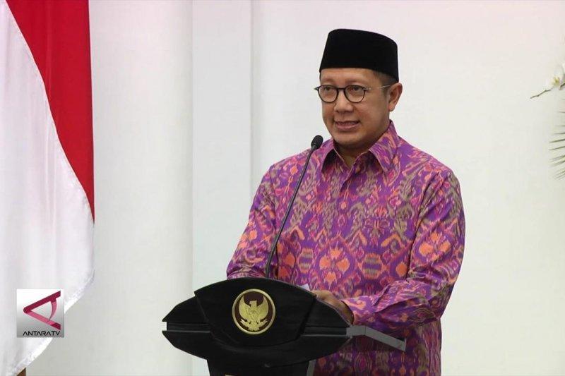 Menteri Agama ajak masyarakat rawat kemajemukan bangsa