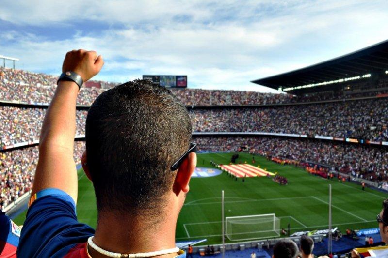 Stadion sepak bola Bulgaria siap sambut penonton