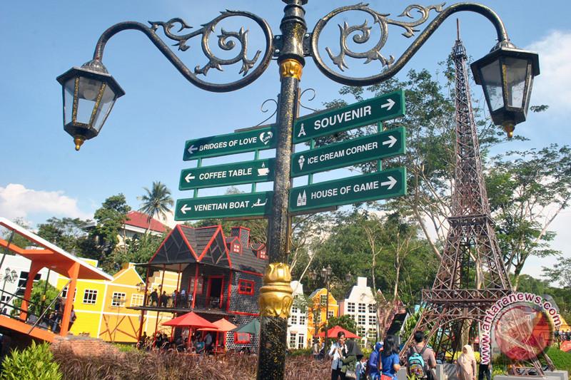 Wisata Kampung Eropa Bogor