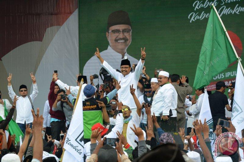 PKB targetkan kemenangan Pilkada Jatim 65 persen
