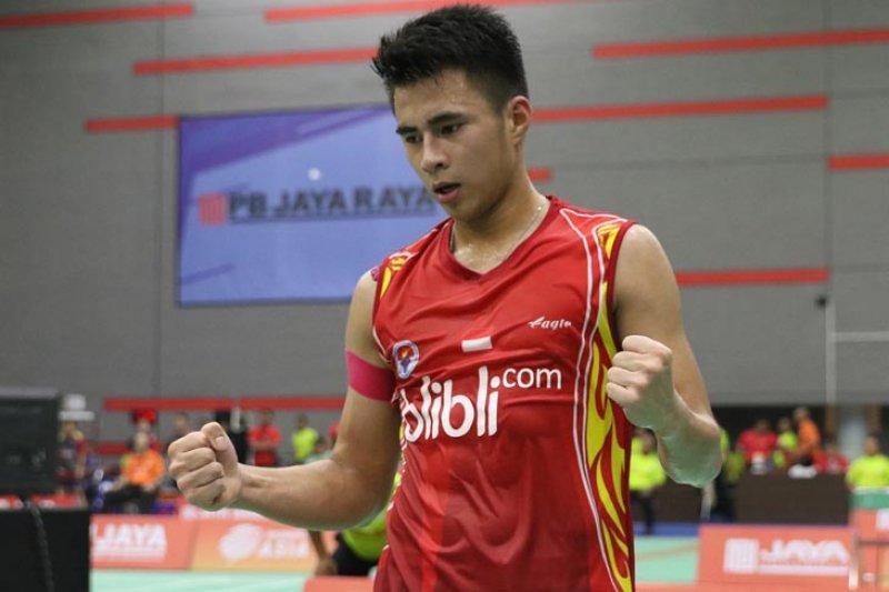 Tunggal putra-putri Indonesia tumbang di babak kedua Vietnam Open