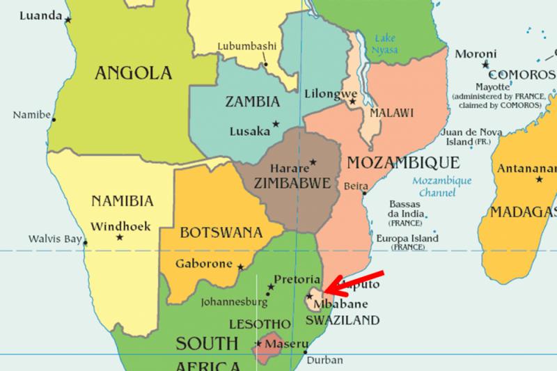 50 Tahun merdeka, Swaziland ubah nama jadi eSwatini