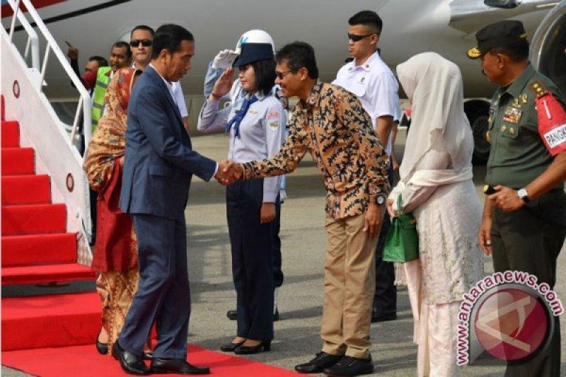 Presiden Jokowi tanggapi isu serbuan tenaga kerja asing