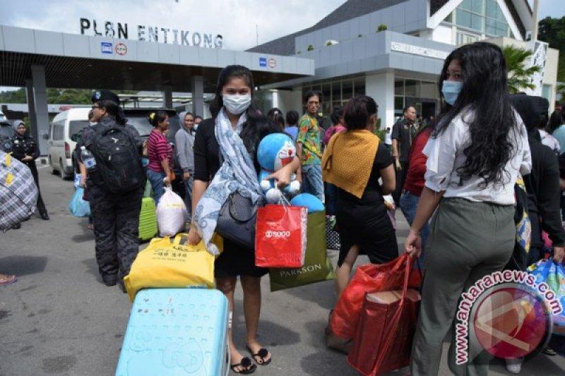 21 TKI diusir Malaysia karena kasus narkotika