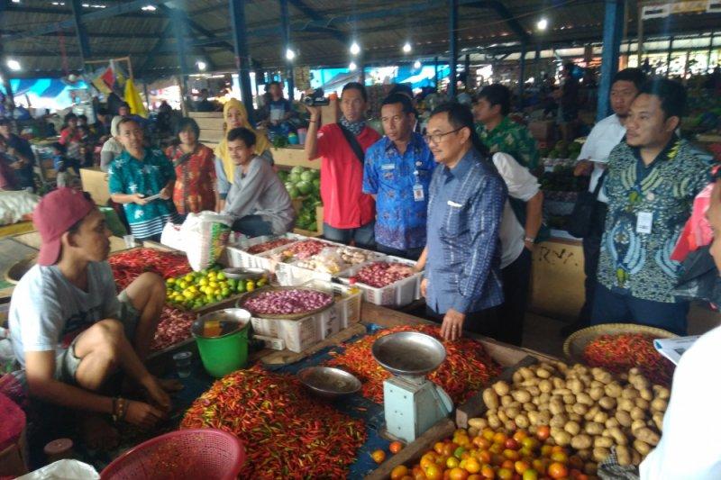 CIPS: cuaca dan distribusi pengaruhi fluktuasi harga bapok