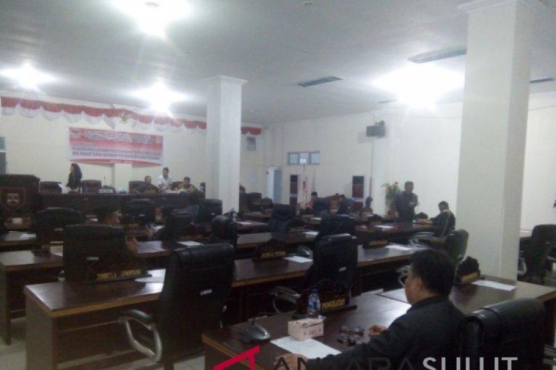 DPRD Minahasa Tenggara hanya hasilkan satu Perda inisiatif