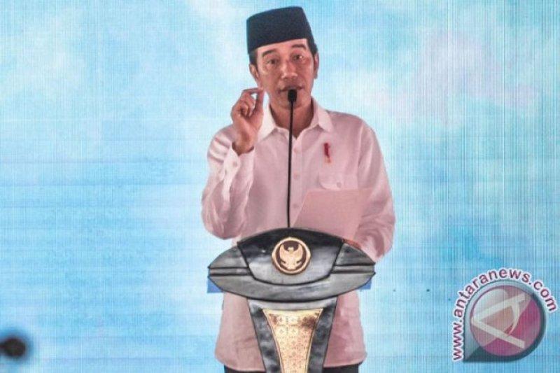 Presiden sampaikan selamat HUT LKBN ANTARA