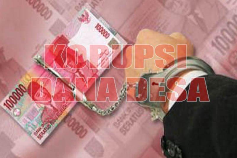 Jaksa cari mantan Kades Sampirang I diduga korupsi Dana Desa