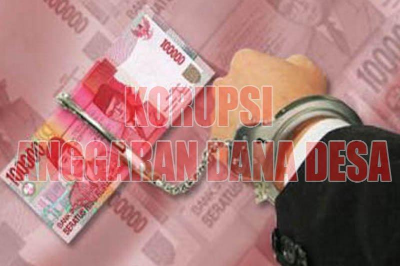 Korupsi dana desa, Kades Aernanang divonis 4 tahun