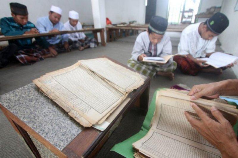 Kemenag: pendidikan Islam penguat Islam Wasathiyah
