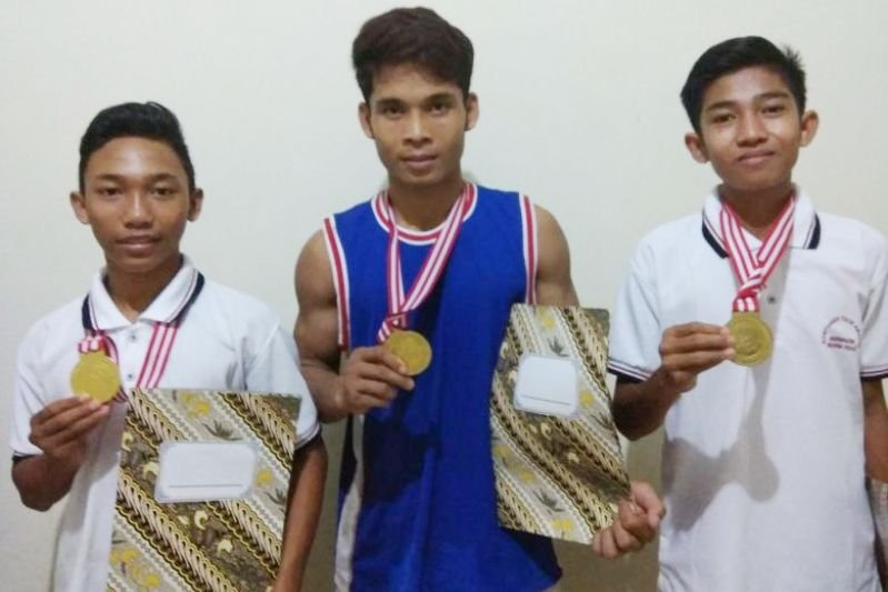 Petinju Pulang Pisau raih 3 emas di Kejuaraan Bupati Lamandau Cup
