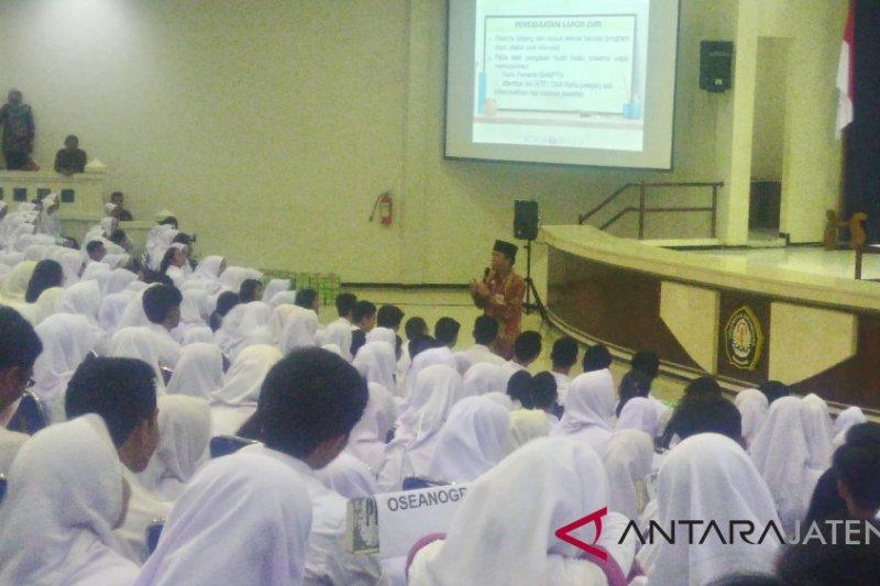 Via jalur SBMPTN, Undip terima 3.257 calon mahasiswa baru