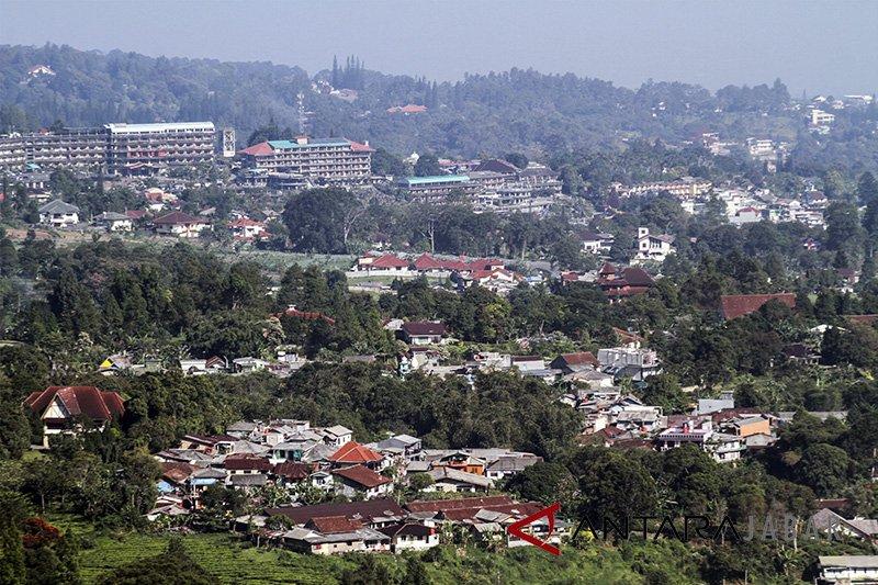 PHRI minta Pemkab tertibkan vila ilegal di Puncak-Cipanas