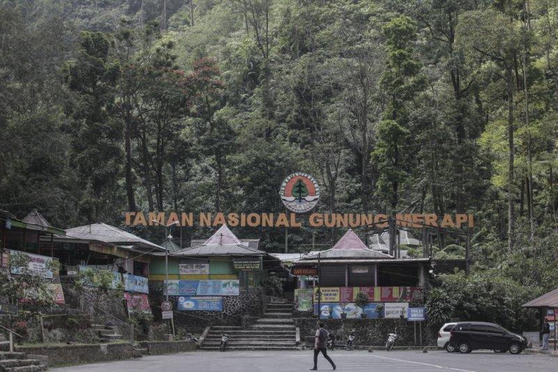 Pengunjung Objek Wisata Tlogo Putri Kaliurang Turun Pada