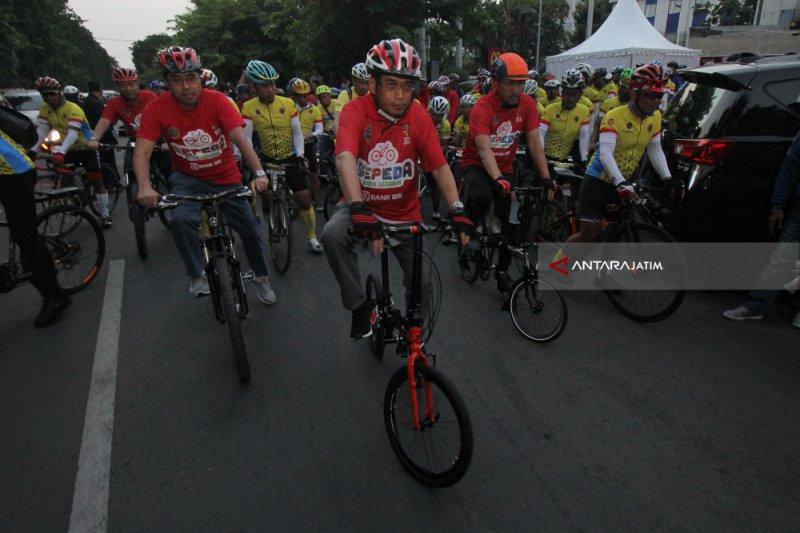 Kemenhub gelar virtual fun bike, sosialisasikan keselamatan bersepeda
