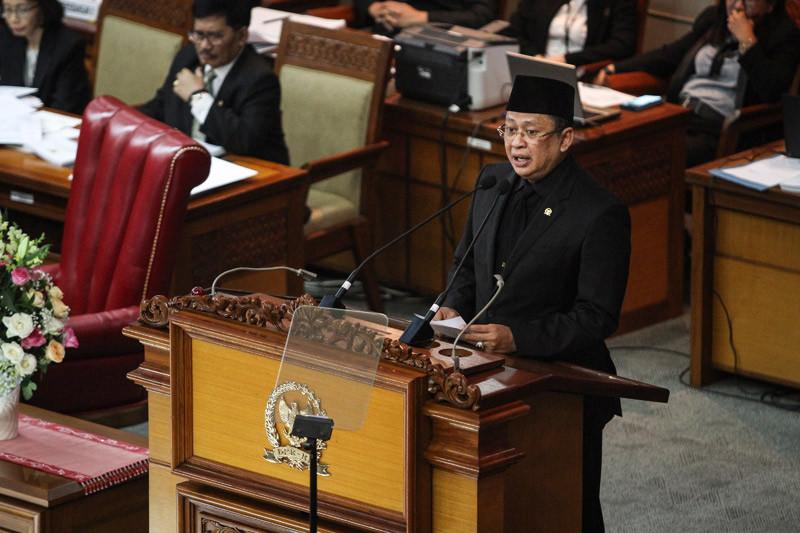 DPR segera kirim surat persetujuan RUU Anti-Terorisme ke pemerintah