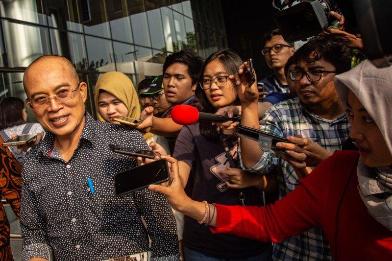 Pemeriksaan Plt Bupati Bengkulu Selatan Antara News Kalimantan Barat