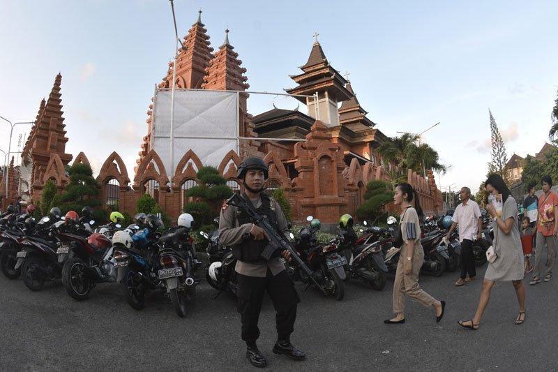 Kapolresta Denpasar imbau hiburan malam tutup lebih awal