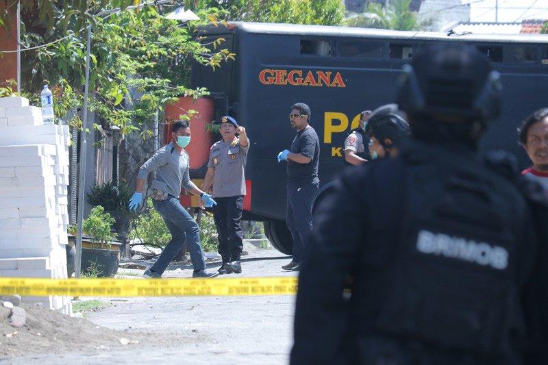 Terduga teroris asal Blitar dikenal sebagai ustaz