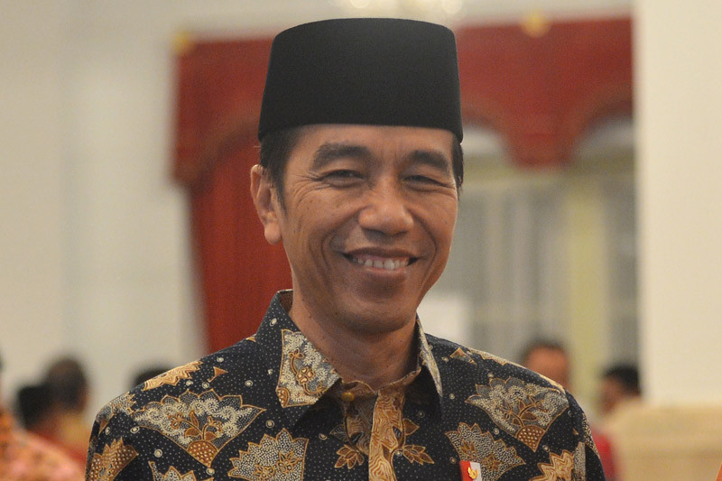 Presiden Jokowi sampaikan ucapan selamat Hari Raya Waisak