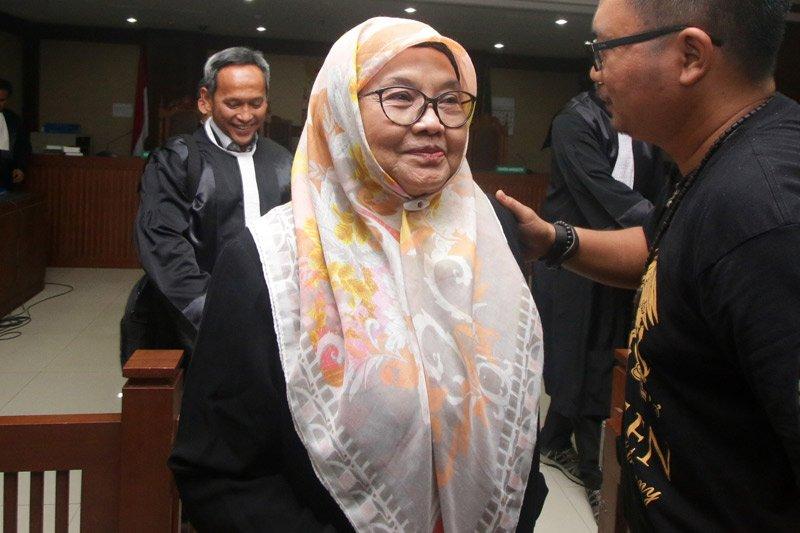 Sidang PK Siti Fadilah Supari
