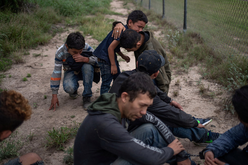 AS akan pisahkan keluarga yang masuk secara ilegal
