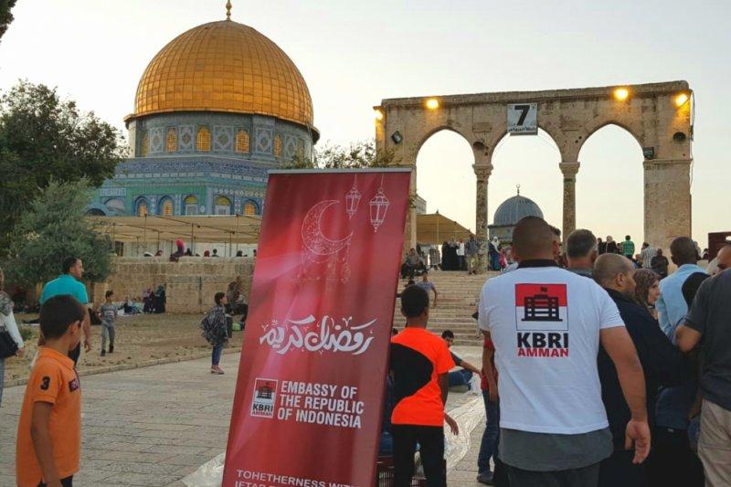 Israel larang tujuh perempuan Palestina masuk Al-Aqsha