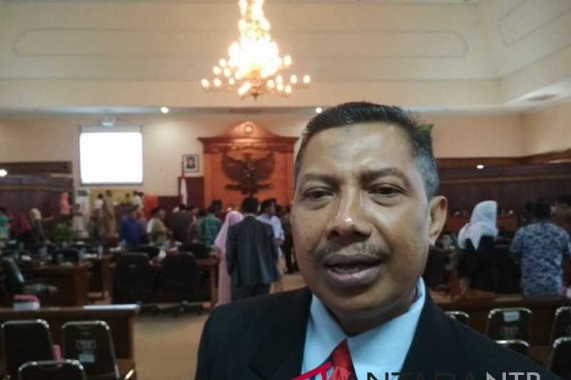 DPRD NTB Tunggu SK Menkumham PAW Politisi Hanura