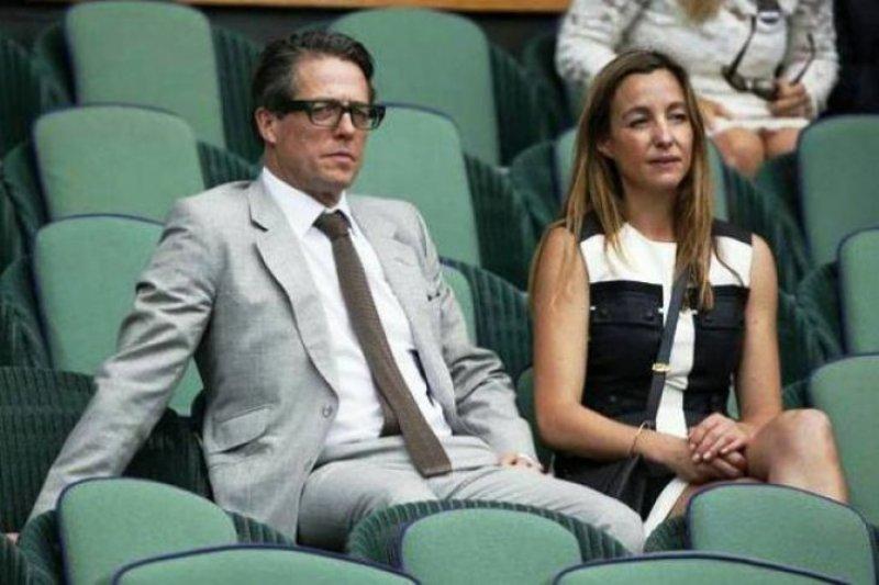 Hugh Grant akhirnya menikah dengan Ana Eberstein
