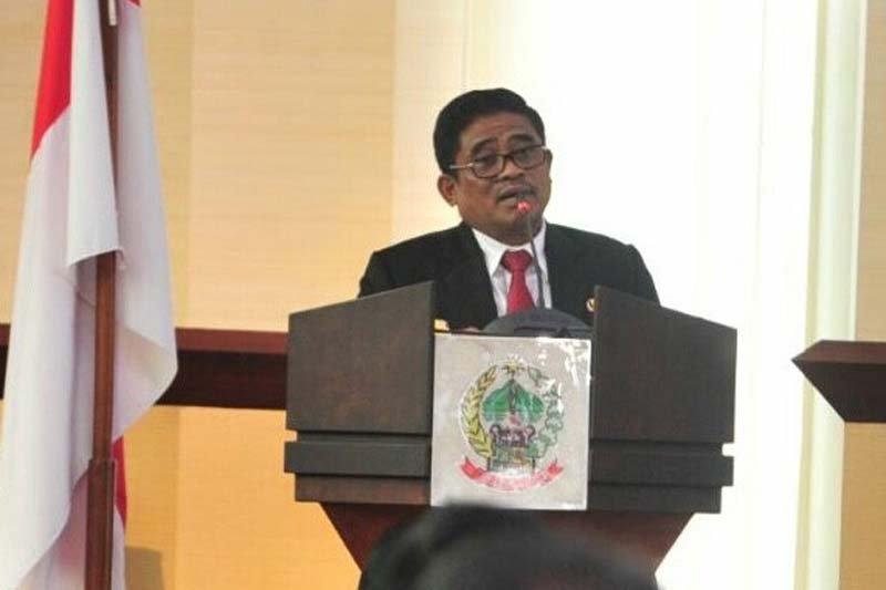 Penjabat Gubernur laporkan kondisi politik Sulsel