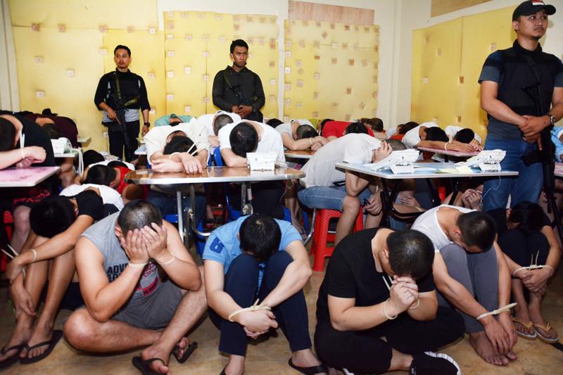 Dianggap coreng China, 89 paspor pelaku kejahatan dinyatakan invalid
