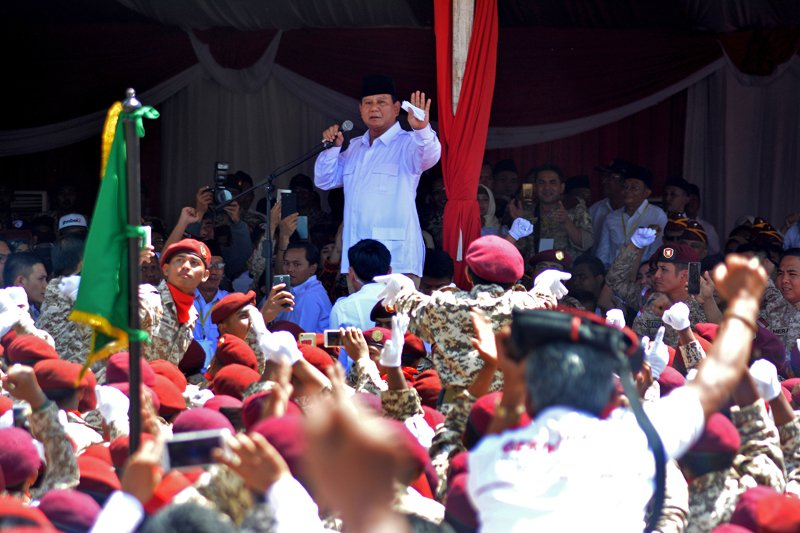Pengukuhan Divisi Raden Wijaya