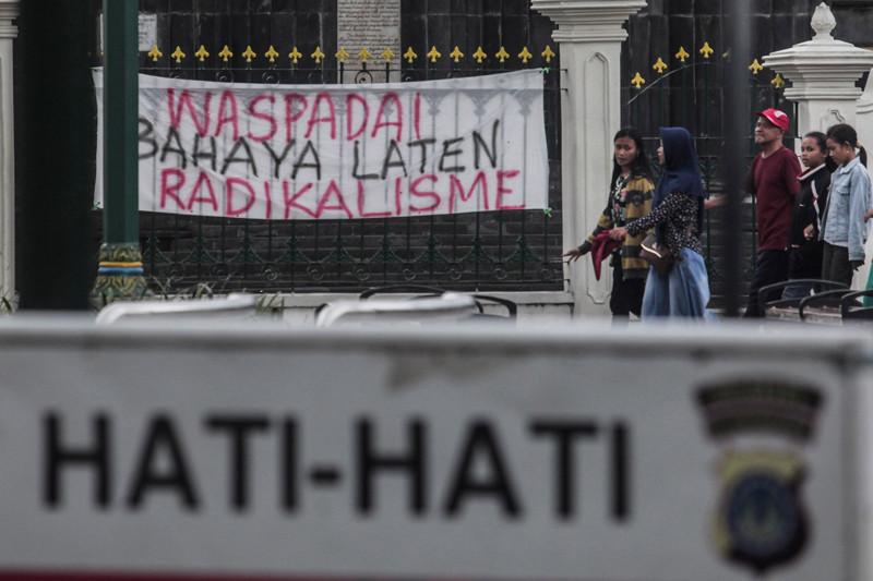 Danrem 143 Haluoleo: jadikan paham radikalisme, terorisme musuh bersama