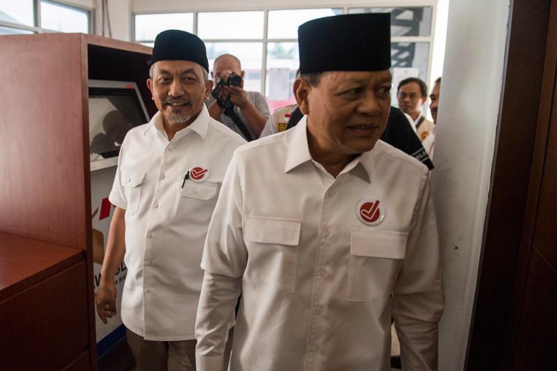 Ketokohan Prabowo pengaruhi suara pasangan