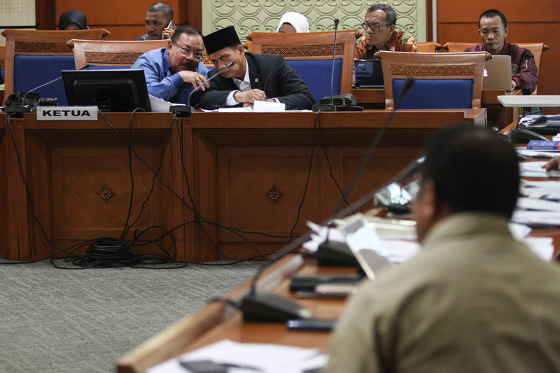 DPR gelar paripurna ambil keputusan RUU Terorisme