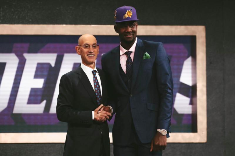 Daftar lengkap hasil NBA Draft 2018, Suns rekrut Deandre Ayton