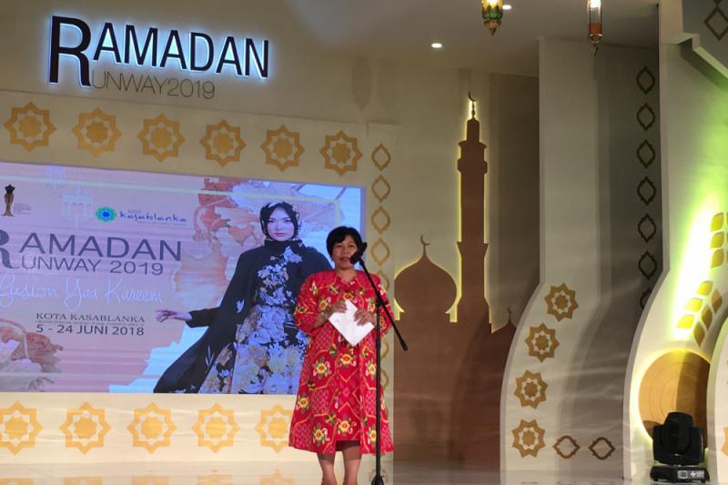Kemenperin dukung perancang mode muda majukan industri busana muslim