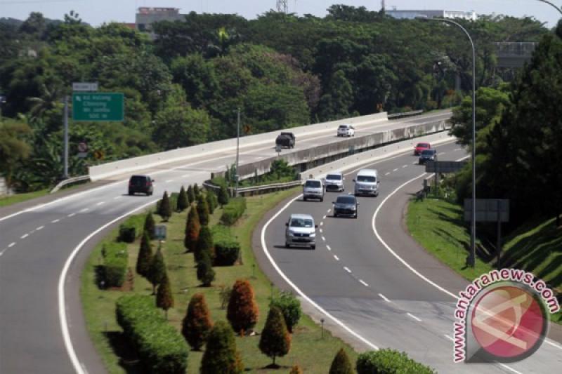 Jasa Marga: lalu lintas Jagorawi pagi ini lancar