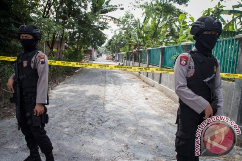 Polda Gorontalo terus antisipasi ancaman terorisme