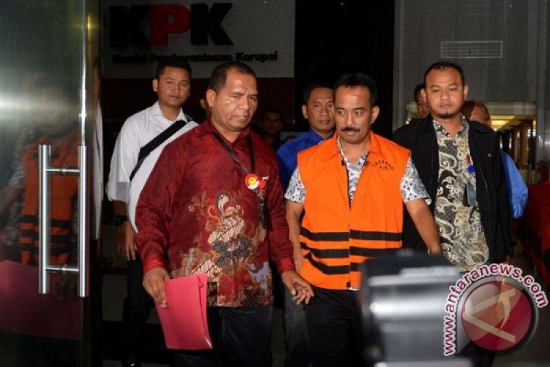 KPK resmi tahan Wali Kota Blitar