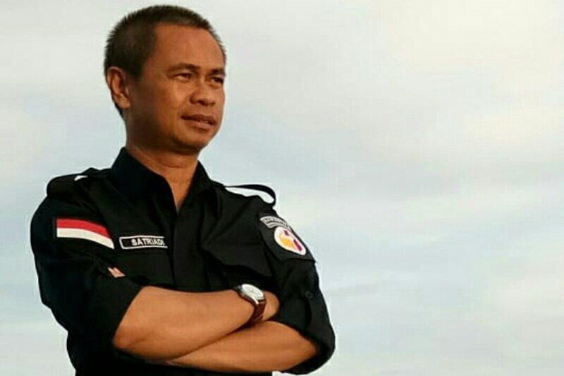 Langgar aturan, Caleg DPR RI dapil Kalteng diberi peringatan tertulis