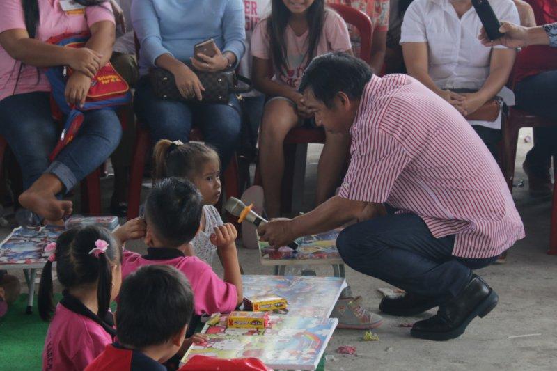 Pemkab  Mitra fokus alokasi anggaran pendidikan