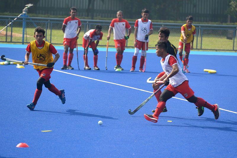 Pelatnas Hoki Asian Games
