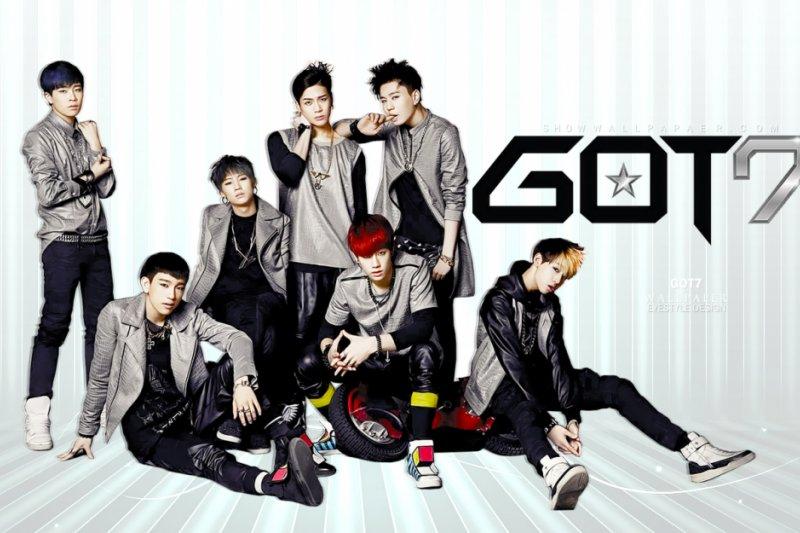 Jadwal peluncuran album GOT7