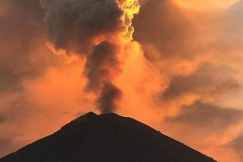BPBD Bali imbau warga Karangasem tidak panik